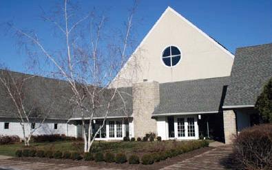 First Community Church Hamilton Contractors