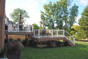 Deck Build - Hilliard