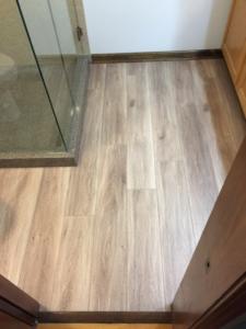 Bathroom Remodel & Deck Build - Hilliard